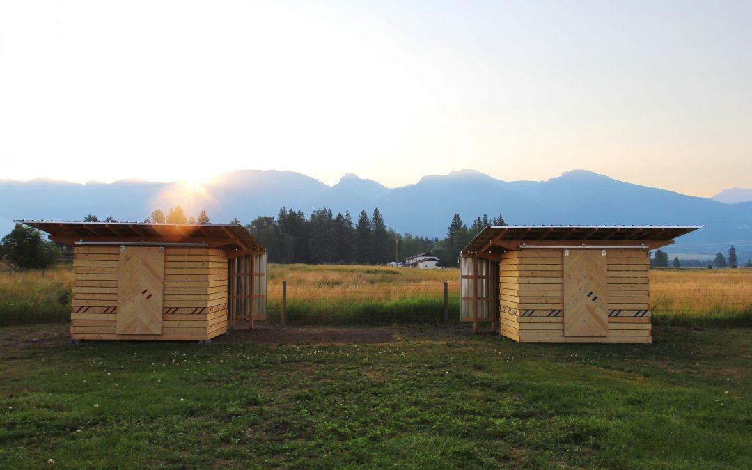 Flathead Reservation Storage Sheds